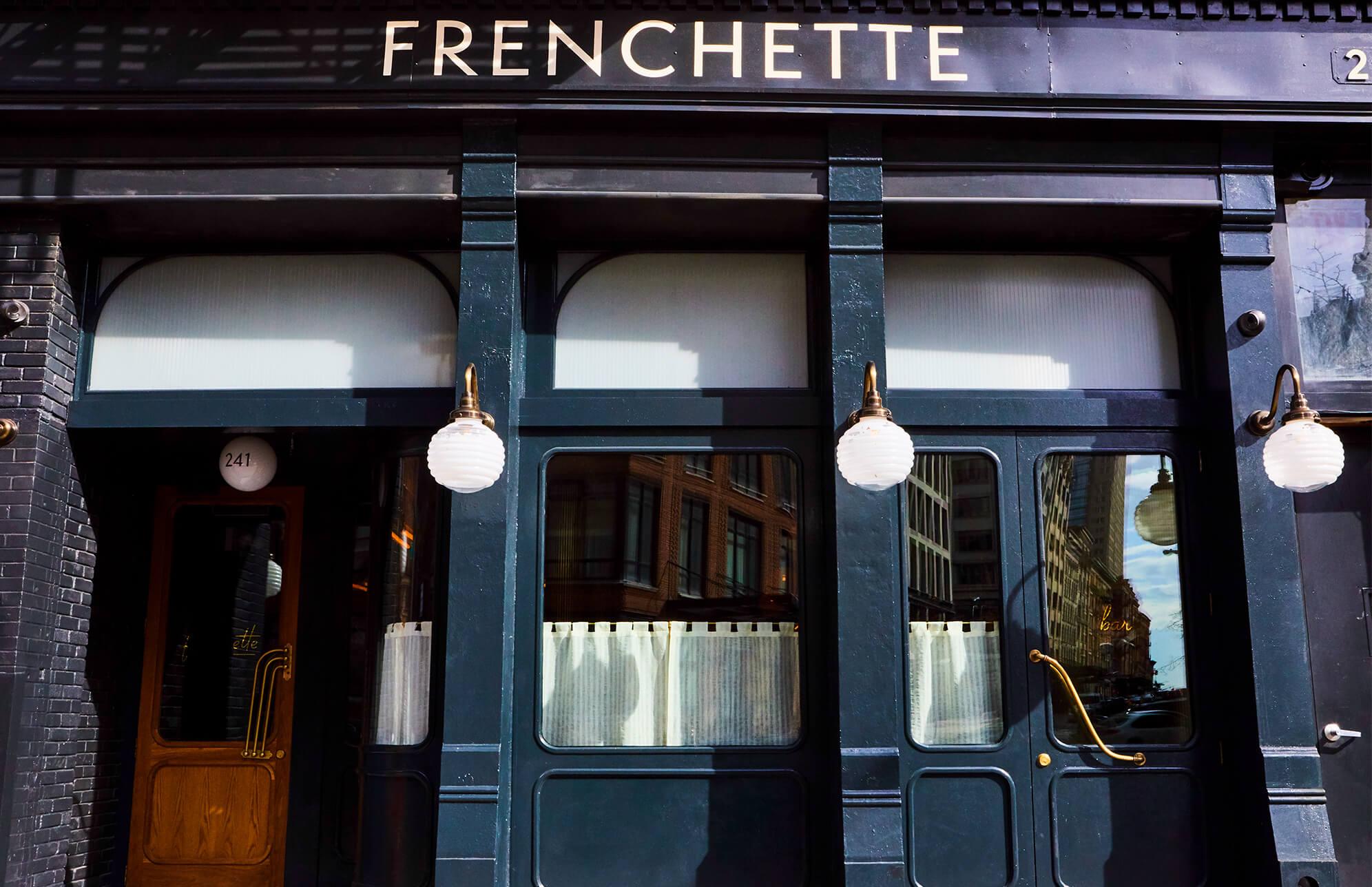 Frenchette:Restaurant near new york city center