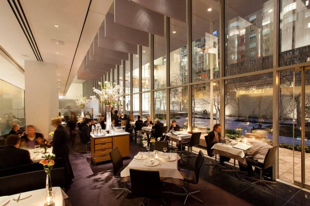 The Morden:Restaurant near new york city center