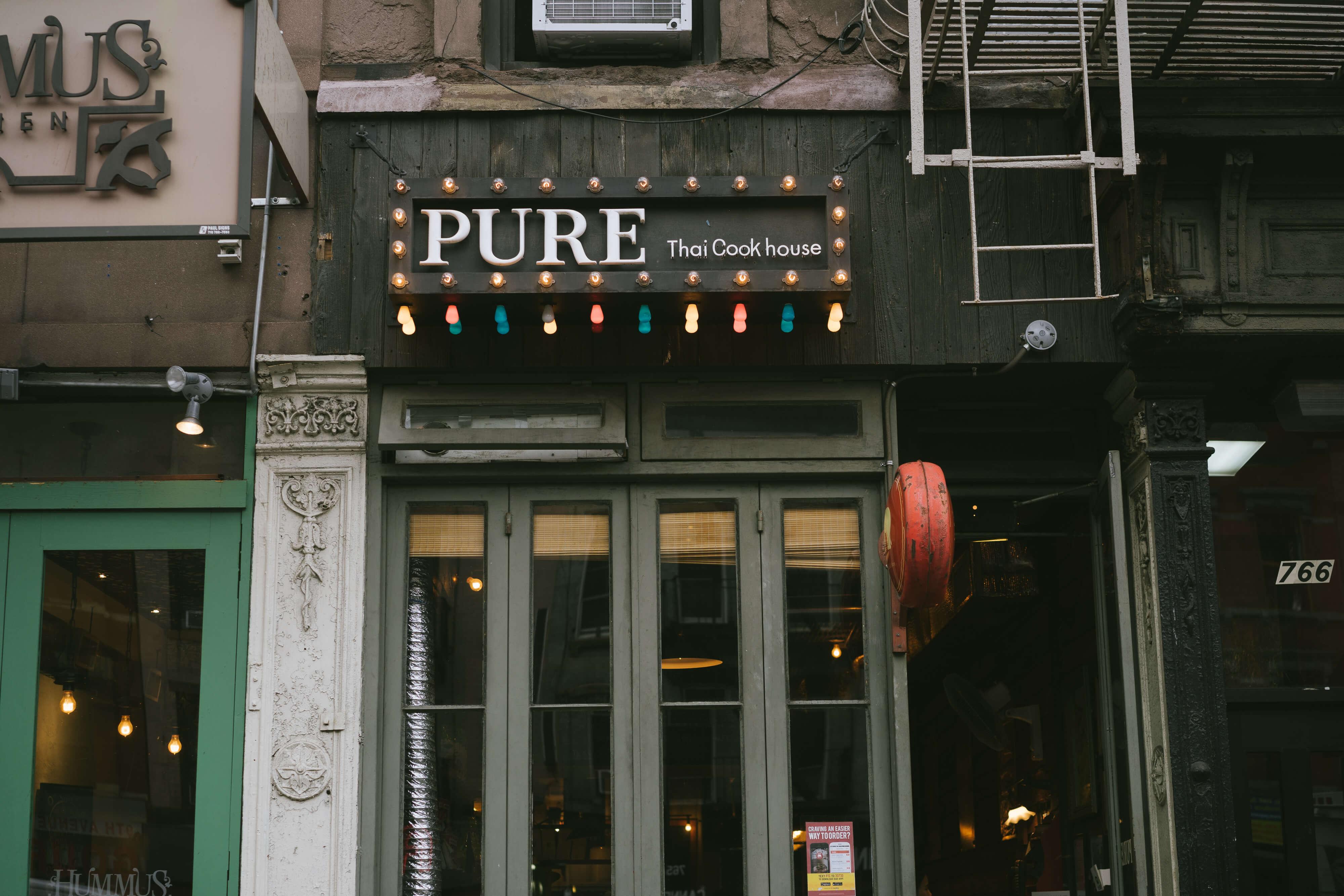 Pure thai cook house
