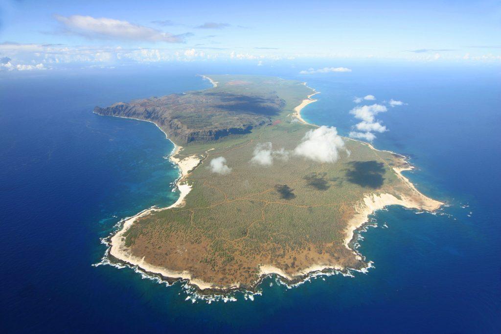 Niihau Island strange places in the world
