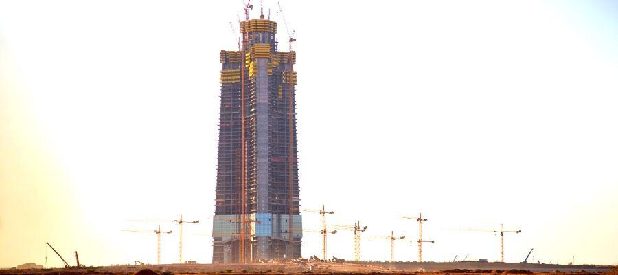 Jeddah tower tallest skyscrapper