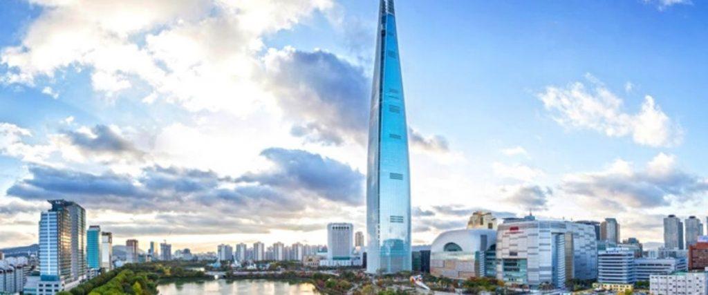 lotte world tallest building