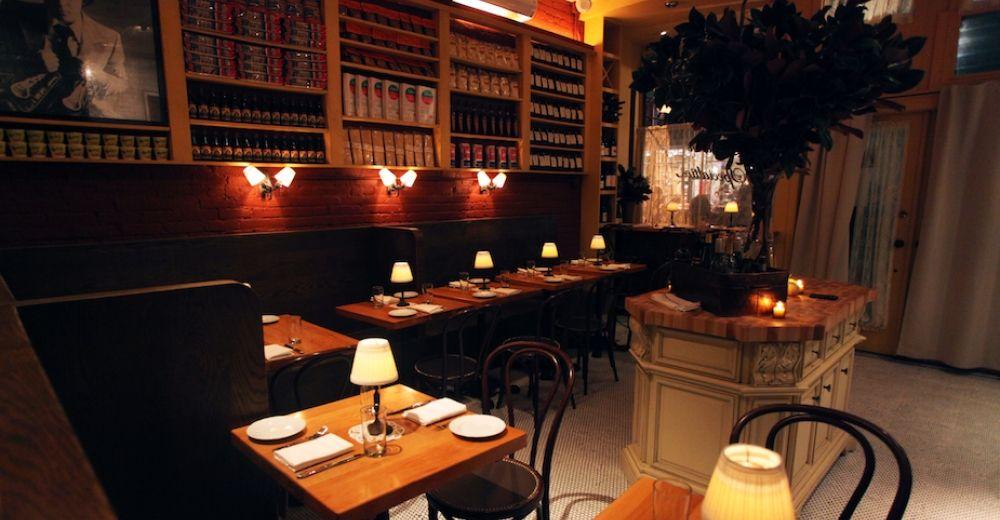Italian restaurants in little italy